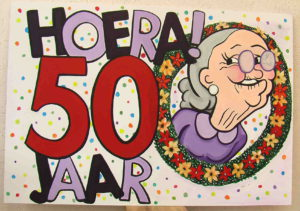 Zie je na 50 jaar Sara? Feest? Bandje boeken? Wij hebben een zanger gitarist, akoestisch duo, een feestband, jazz combo en een bluesrock powertrio