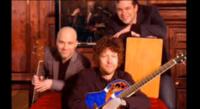 The Ben Blue Acoustic Trio. Rustige muziek of deuract, te boeken bij Ben's Bookings.