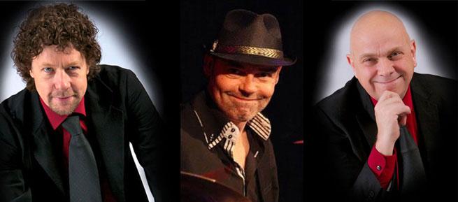 The Ben Blue Acoustic Trio, Deur act of achtergrondmuziek. band gezocht? Ben's Bookings heeft live muziek voor je feest, bruiloft, café, receptie of ander evenement.