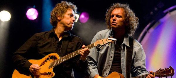 Ben Blaauw en Anton Arema spelen covers van bekende Engelstalige pop bands