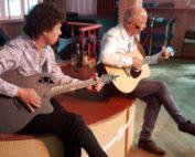 Ben Blaauw en Frans Wijngaarden, Een muzikale reis langs het thema eigenaarschap. Inspirerende en enthousiasmerende muzikale presentatie