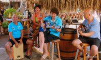 Madame Jeanatte & the Peppers, jazz, lounge, easy listening en close harmony. Live muziek voor huwelijk, receptie of restaurant. band huren? Leuke live muziek voor elk feest bij Ben's Bookings.