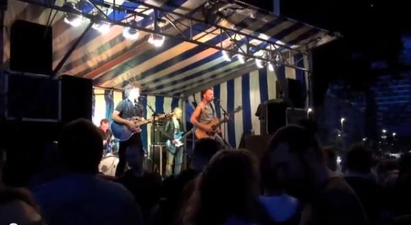 kbam met Ocki Klootwijk, Joeri Rook, Anton Arema en Ben Blaauw. Coverband gezocht in Rotterdam? Live muziek met de akoestische band K'BAM!