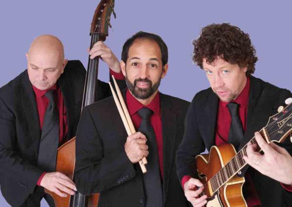 The Ben Blue Acoustic Trio. . Achtergrondmuziek huren, live muziek boeken, bandje huren, band boeken. Trio voor receptie.