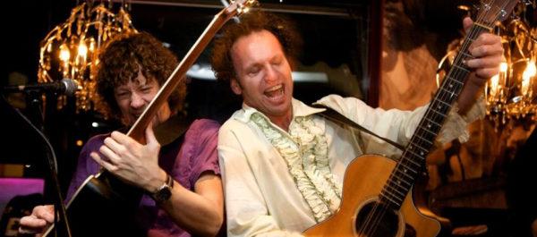 Het beste akoestische duo uit Rotterdam. Band voor feestje gezocht? Boek Big & Easy bij Ben's Bookings!