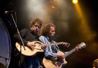 Akoestisch duo Big Bucks & Easy Money. Coverduo speelt songs van de jaren '50 tot nu. Van Johnny Cash tot Jason Mraz. Boek het duo hier.