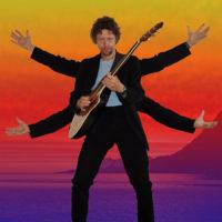 Gitarist zanger Ben Blue solo is Shiva. All round zanger gitarist Ben Blue is te boeken bij Ben's Bookings.