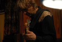 Bassist Ocki Klootwijk. live muziek gezocht voor thuis? Boek een top bluesband bij Ben's bookings: Hurricane Bob!
