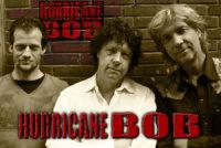 Hurricane Bob, Bluesrock uit Rotterdam met het powertrio Hurricane Bob. Te boeken bij Ben's Bookings.