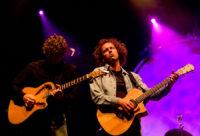 Ben Blue en Anton Arema. live muziek huren voor een juileum? Boek de beste live bands bij Ben's Bookings.