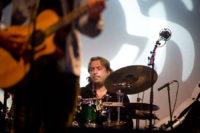 Drummer Joeri Rook. Feestband kbam boeken? Ben's Bookings.