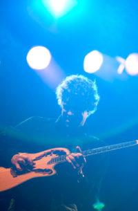 Zanger gitarist Ben Blue. Live muziek voor een verjaardag? Bel Ben's Bookings.