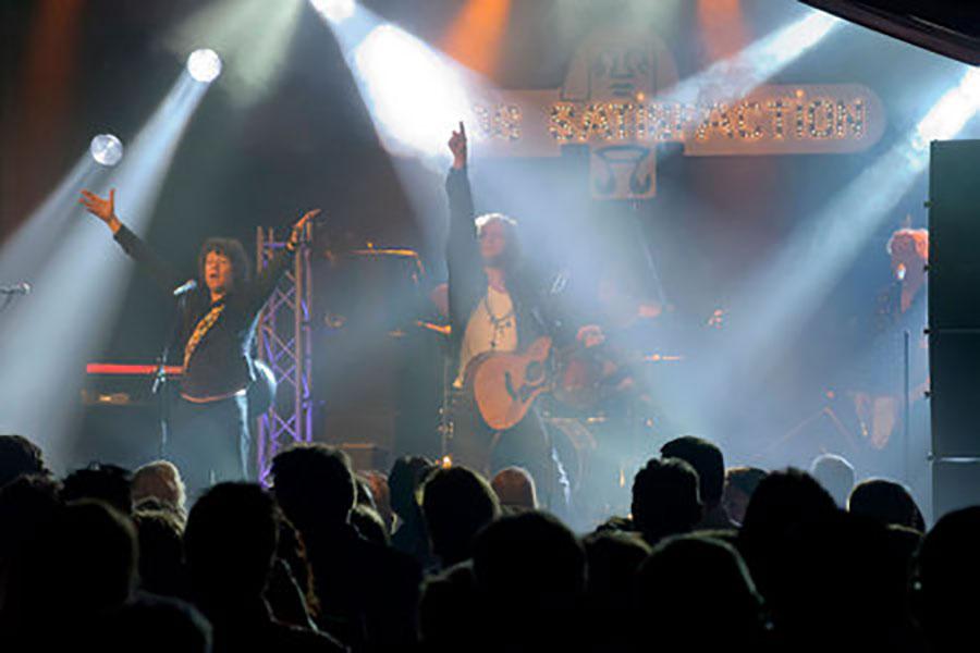 K'BAM! De akoestische rockband. bij Welcome to Satisfaction. Band gezocht? Zoek niet verder en boek K'BAM!