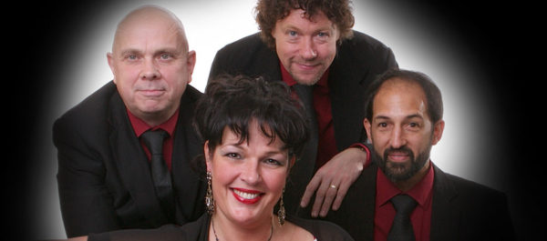 Madame Jeanette & the Peppers. Jazz combo gevraagd? Madame Jeanette & the Peppers, jazz, lounge, easy listening en close harmony.