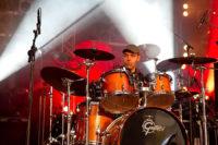 Drums by Onno Roell. live muziek gezocht voor thuis? Boek dit jazz, easy listening, lounge en close harmony combo bij Ben's Bookings.