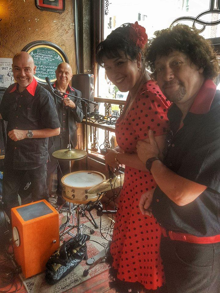 Madame Jeanette & the Peppers, Sijf Rotterdam. Jazz bandje voor cafe of receptie gezocht? Wij hebben verschillende live bands.