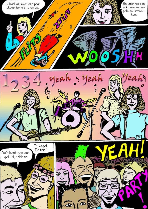 K'BAM! De akoestische rockband. bandje boeken voor muziekcafé? Wij hebben een zanger gitarist, akoestisch duo, een feestband, jazz combo en een bluesrock powertrio.